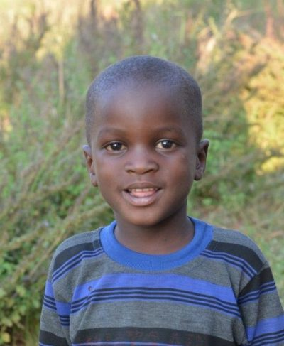 Click Dashiner's picture to sponsor him - He is 5 years old, loves to sing and wants to be a doctor.