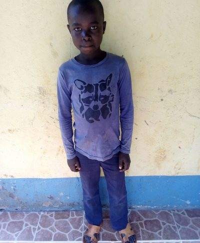 Click Martin's picture to sponsor him - He is 10 years old, loves to read and wants to be a soccer player.