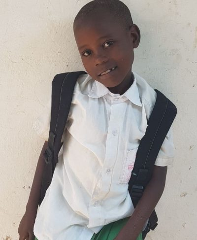 Click Anna's picture to sponsor her - She is 8 years old, loves to study and wants to be a doctor.