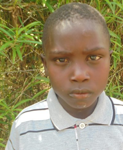 Click Fabian's picture to sponsor him - He is 6 years old, loves coloring, and wants to be a nurse.