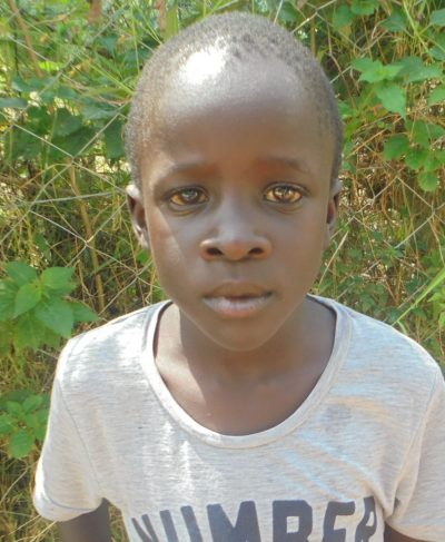 Click Hezron's picture to sponsor him - He is 5 years old, loves school, and wants to be a pilot.