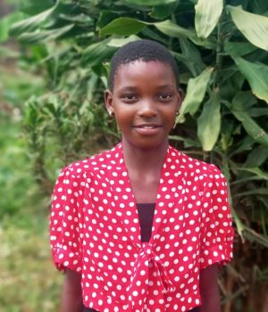 Click Alisha's picture to sponsor her - She is 11 years old, loves learning, and wants to be a lawyer.