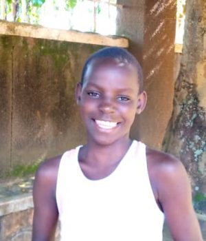 Click Brenda's picture to sponsor her - She is 10 years old, loves school, and wants to be a lawyer.