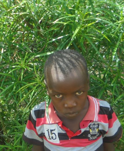 Click Nashon's picture to sponsor him - He is 7 years old, loves drawing, and wants to be a police officer.