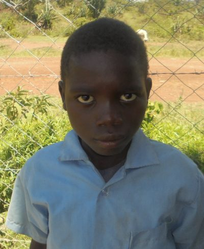Click Barnabas's picture to sponsor him - He is 10 years old, loves English, and wants to be a pastor.