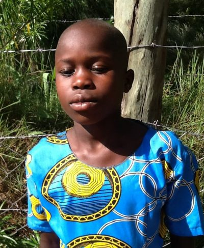 Click Christine's picture to sponsor her - She is 11 years old, loves math, and wants to be a teacher.