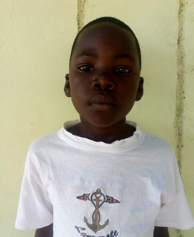 Click Edward's picture to sponsor him - He is 10 years old, loves math, and wants to be an engineer.