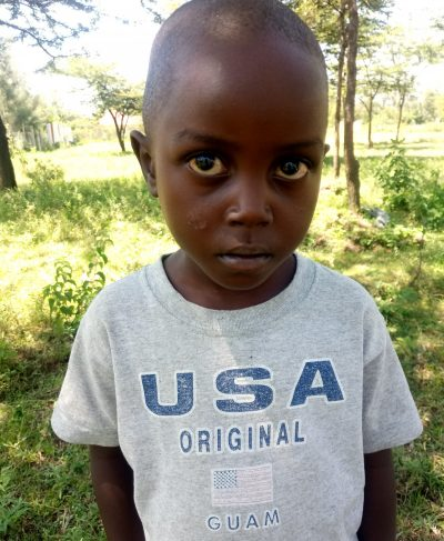 Click Fidel's picture to sponsor him - He is 6 years old, loves English, and wants to be a doctor.