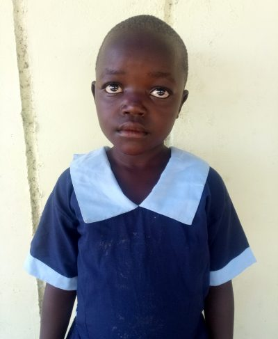 Click Sharon's picture to sponsor her - She is 6 years old, loves drawing, and wants to be a nurse.
