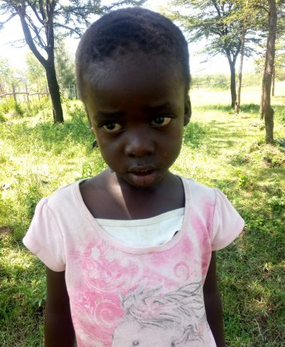 Click Janedel's picture to sponsor her - She is 6 years old, loves math, and wants to be a teacher.