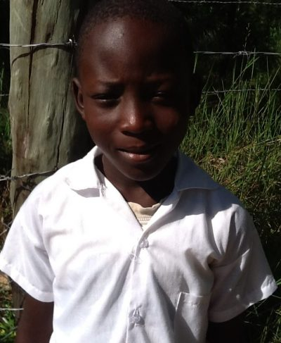 Click Japheth's picture to sponsor him - He is 9 years old, loves math, and wants to be a teacher.
