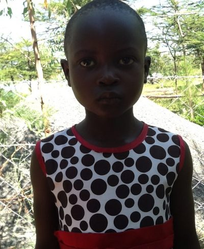 Click Stacy's picture to sponsor her - She is 7 years old, loves drawing, and wants to be a teacher.