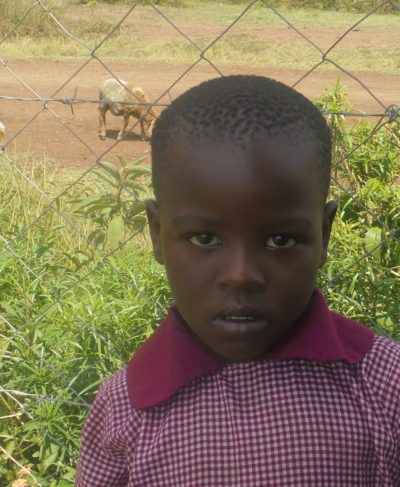 Click Teresa's picture to sponsor her - She is 7 years old, loves reading, and wants to be a nurse.