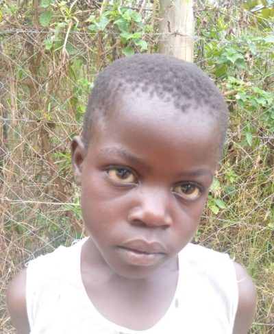 Click Velma's picture to sponsor her - She is 8 years old, loves drawing, and wants to be a teacher.