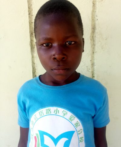 Click Zaruph's picture to sponsor her - She is 9 years old, loves school, and wants to be a teacher.