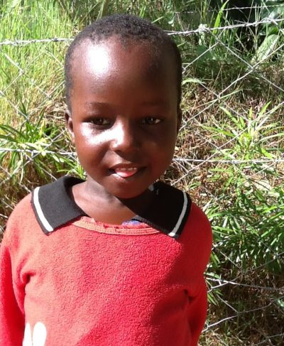 Click Oscar's picture to sponsor him - He is 5 years old, loves school, and wants to be an engineer.