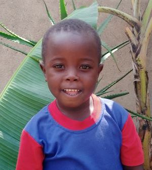 Click Miracle's picture to sponsor her - She is 5 years old, loves playing, and wants to be a musician.