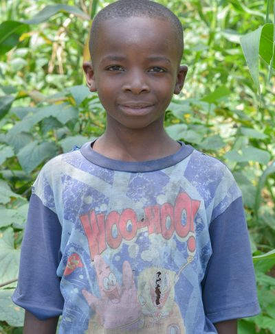 Click Omary's picture to sponsor him - He is 10 years old, loves math, and wants to be a doctor.