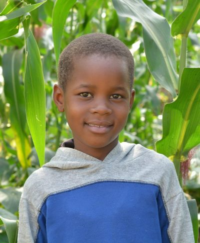 Click Matha's picture to sponsor her - She is 9 years old, loves math, and wants to be a mathematician.