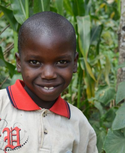 Click Manjare's picture to sponsor him - He is 7 years old, loves to study, and wants to be an artist.
