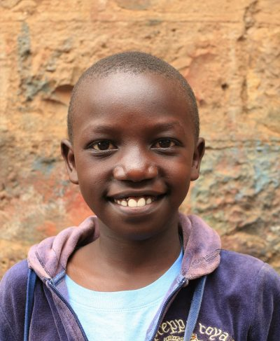Click Rickel's picture to sponsor her - She is 14 years old, loves learning, and wants to be a doctor.
