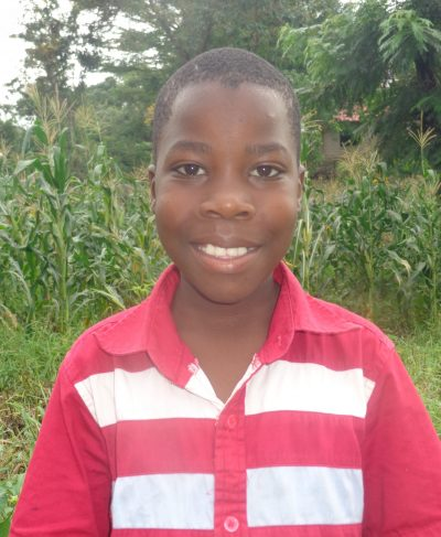 Click Kulwa's picture to sponsor him - He is 12 years old, loves math, and wants to be a lawyer.