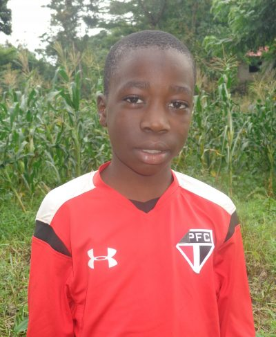 Click Dotto's picture to sponsor him - He is 12 years old, loves Swahili, and wants to be a solider.