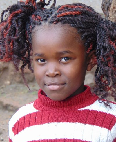Click Stacey's picture to sponsor her - She is 11 years old, loves English, and wants to be a doctor.