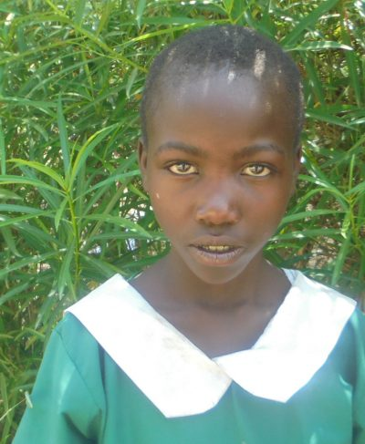 Click Faith's picture to sponsor her - She is 10 years old, loves math, and wants to be a hotel manager.