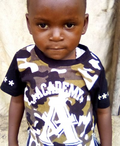 Click Aaron's picture to sponsor him - He is 4 years old, loves his family, and wants to be a doctor.
