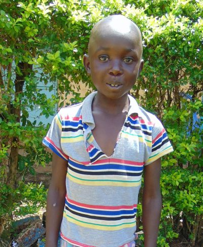 Click Ezekiel's picture to sponsor him - He is 9 years old, loves learning and wants to be an engineer.