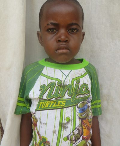 Click Claude's picture to sponsor him - He is 7 years old, loves French, and wants to be a lawyer.